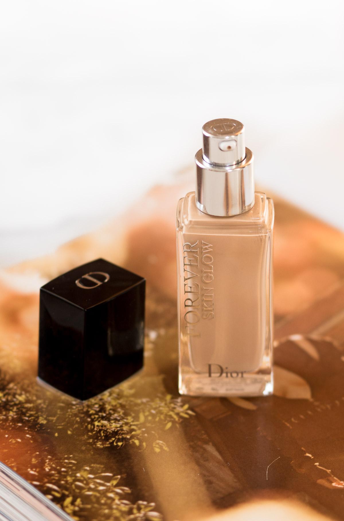 �ล�าร���หารู��า�สำหรั� Dior Diorskin Forever Foundation Skin Glow